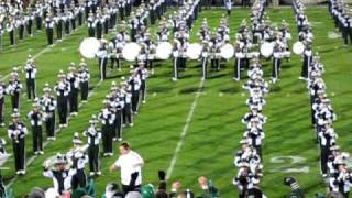 Numa Numa Guy Conducts MSU Marching Band Halftime Show thumbnail