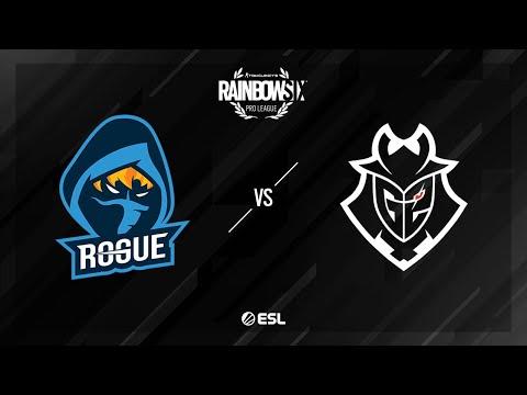 Rogue Vs. G2 Esports Clubhouse Rainbow Six Pro League Season Xi Eu