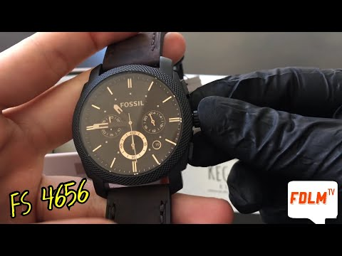 Fossil FS4656 (Unboxing)