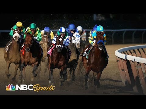 Belmont Stakes 2015 | American Pharoah's Belmont Stakes, Triple Crown win | NBC Sports