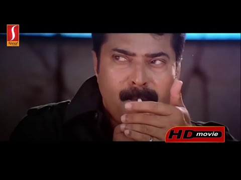 Mammootty Malayalam Full Movie | Super Hit Malayalam Action Thriller  Movie | New Upload 2018 HD