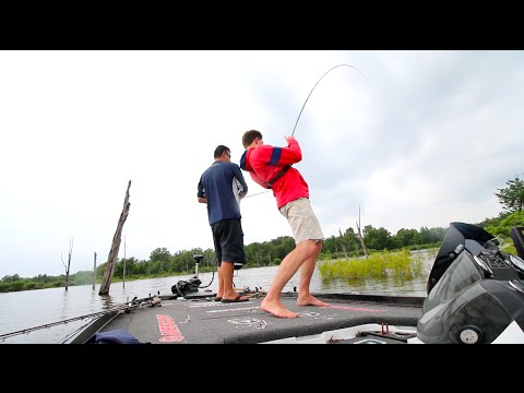 Fishing Lake Fork With Mark Zona