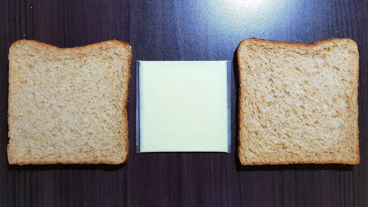 السعرات الحرارية في ساندويش توست بر بجبنة شرائح خالية الدسم Youtube