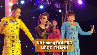 MISS LÔ TÔ 2020 : NGỌC THANH xứng danh Nữ Hoàng BOLERO trong màn dự thi xuất sắc