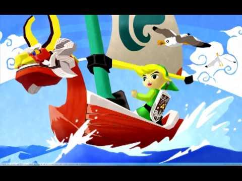 Great Sea Theme 10 Hours - Zelda The Wind Waker