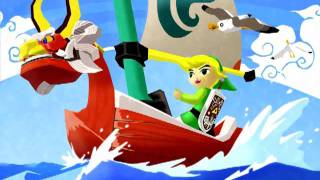 Repeat youtube video Great Sea Theme 10 Hours - Zelda The Wind Waker