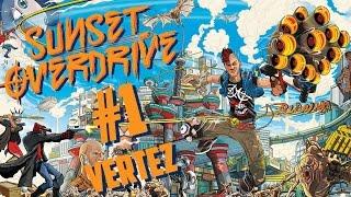 JEEEEST MOC! Sunset Overdrive #1 | Xbox One | Vertez Gameplay