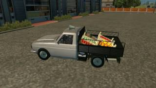 euro truck simulator 2 Anadol Pickup mod tanıtımı [1.27]