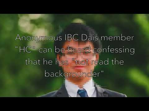 Xinhua News at IBC-Exposing HC