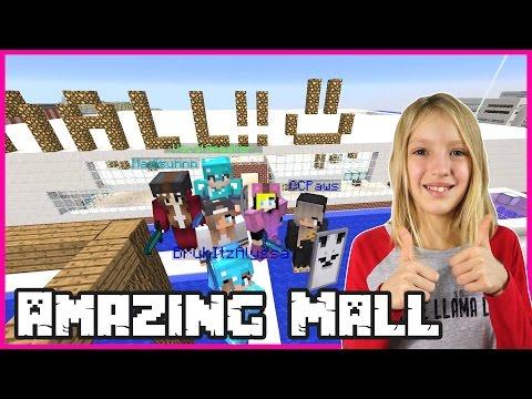 Amazing Shopping Mall / Minecraft