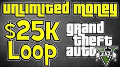 25000 Dollar case in GTA5