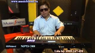 Demo XPS-30 - Quốc Đạt Pianist - Không Tên Số 7