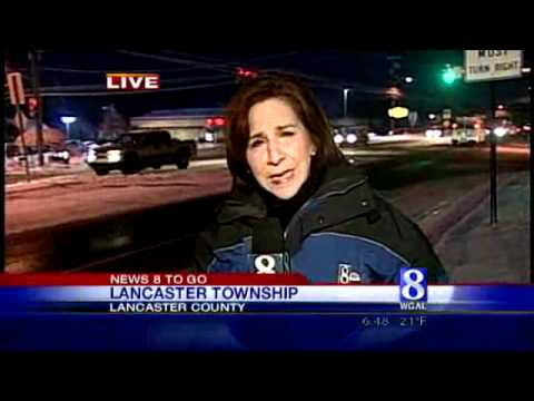 News 8 Checks Lancaster County Conditions