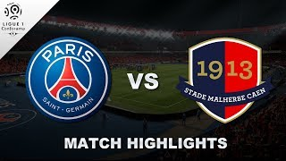 PSG vs Caen - Ligue 1 2018/2019 - 12 August 2018