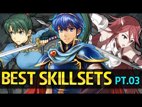 Fire Emblem Heroes: Skill Inheritance - BEST Skillsets Guide: Part 3