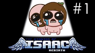 The Binding of Isaac: Rebirth Co-Op with Northernlion [Episode 1] Seed to defeat Satan