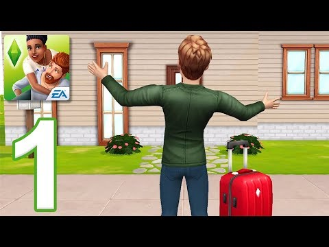 The Sims Mobile - Gameplay Walkthrough Part 1 (iOS, Android)