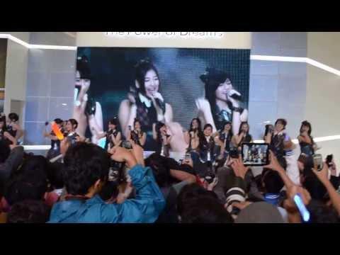 [FANCAM] JKT48~Shonichi at Honda Jazz Tuning Contest 9 (Gandaria City) 09-11-2013 [HD]