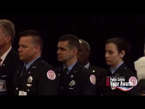 Public Safety Valor Awards 2014