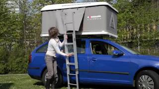 Maggiolina Airlander + Grand Tour (AutoHome car roof top tents)