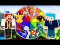 Minecraft ROLETA POKEMON ( Pokémon Roulette ) - ARCEUS DESTRÓI EQUIPE DO MEWTWO !!