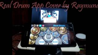 Video Alan Walker - Faded (Real Drum App Cover by Raymund) download MP3, 3GP, MP4, WEBM, AVI, FLV April 2018