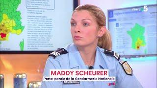 Inondations meurtrières dans l'Aude - C à Vous - 15/10/2018