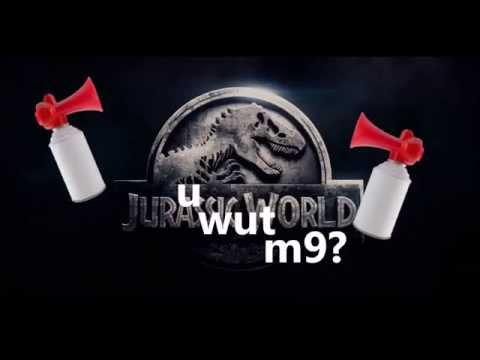 Jurassic World Theme | Airhorn Remix