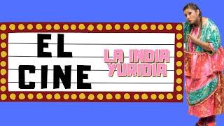 EL CINE -- La india Yuridia