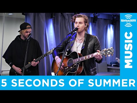 "5 Seconds Of Summer - ""Youngblood"" Acoustic [LIVE @ SiriusXM]"