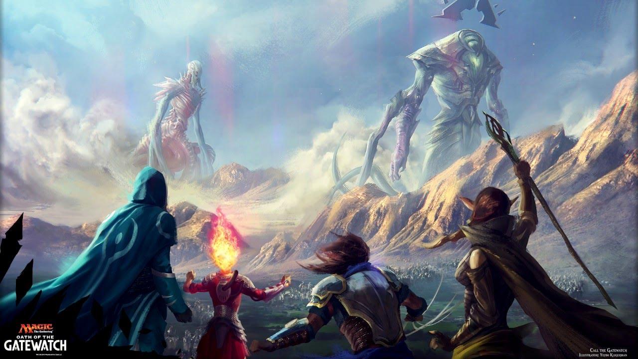 Magic Duels Oath Of The Gatewatch Full Music