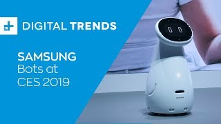 Samsung Carebot and Airbot keep you and the air you breath healthy