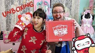 Nihonbox unboxing I Merry Christmas und was essen eigentlich Pokemon?