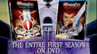 Thundercats DVD Trailer