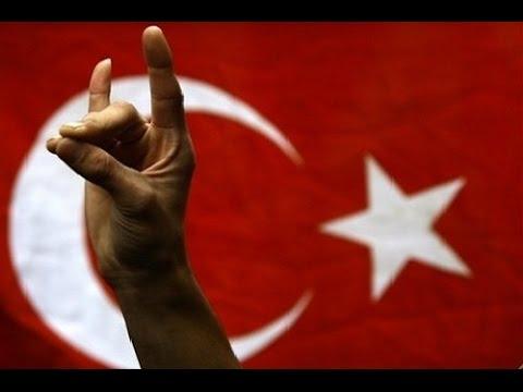 """""""Серые волки"""" - турецкая организация ультраправых националистов поддерживающая ИГИЛ."""