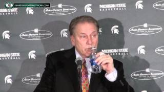 Tom Izzo Press Conference: After Texas Southern Loss