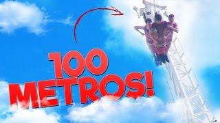QUEDA DE 100 METROS! (ft. Aruan) ‹ NeagleGames ›