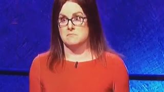 Jeopardy Woman Annoying Accent?