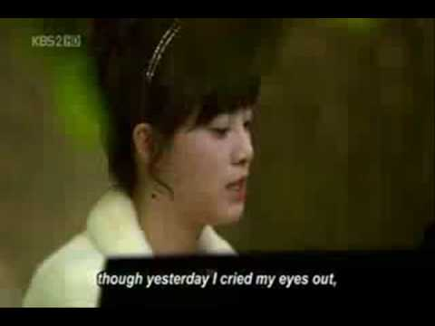 Geum JanDi ( Goo Hye Sun) sings Lucky Originally By Ashily