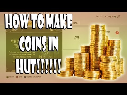 NHL 18 HUT How To Make Coins the Easy Lazy Way