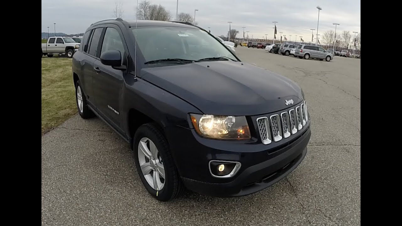 2015 jeep compass latitude high altitude 4x4 17754 youtube. Black Bedroom Furniture Sets. Home Design Ideas