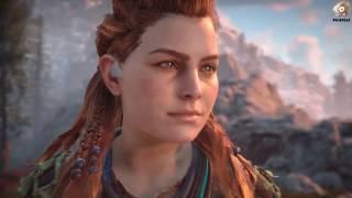 Разработчики Ведьмака признались в любви к Horizon Zero dawn