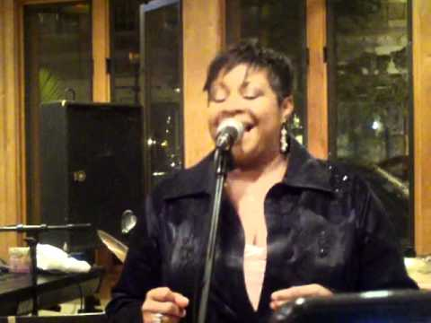 Bertha Young Poteat .. Sings !!  Greensboro NC