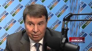 Нужно организовать православное паломничество в Крыму - Сенатор Цеков(http://www.vestikavkaza.ru/video/, 2015-12-14T13:51:46.000Z)