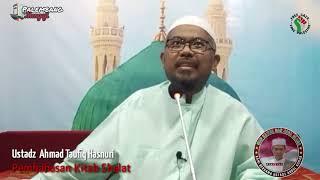 Ustadz Ahmad Taufiq Hasnuri  Pembahasan Shalat