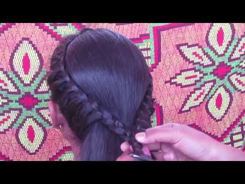 Most Beautiful Red carpet Hairstyle