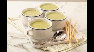 Quick Creamy Broccoli Soup - Martha Stewart