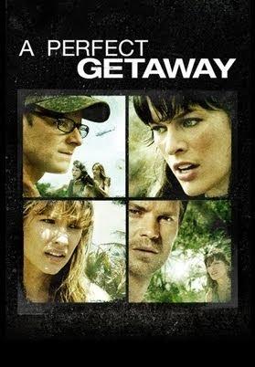 A Perfect Getaway Cliff