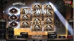 Motörhead Slot - Big Win During Free Spins!