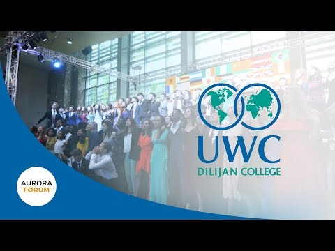 UWC Dilijan Graduation Ceremony 2019